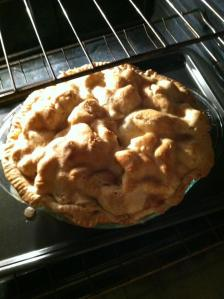 My apple pie!